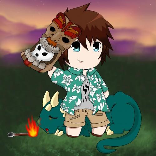 Tiki Dragon